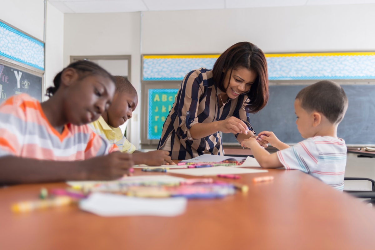 How to connect teachers with the communities theyserve